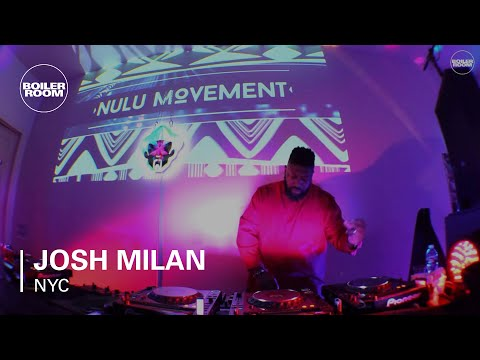 Josh Milan Boiler Room NYC DJ Set