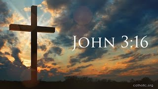 John 3:16 HD