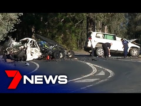 Man Dies In North Richmond Crash, His Work Mate Is Fighting For Life | 7NEWS