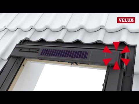 VELUX INTEGRA Solar GGL/GGU installation
