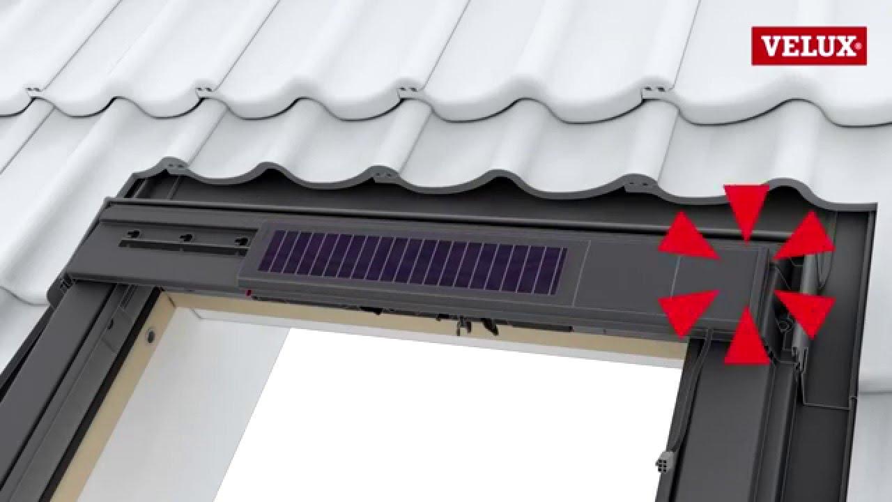 velux integra solar ggl ggu installation