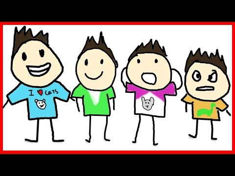 DRAWING OURSELVES! | Draw Something