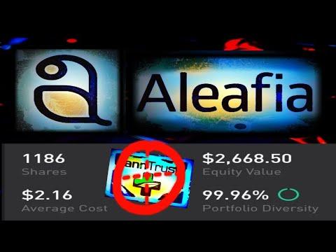 A Glance into Aleafia Health (I failed a 500$ weight loss challenge) thumbnail