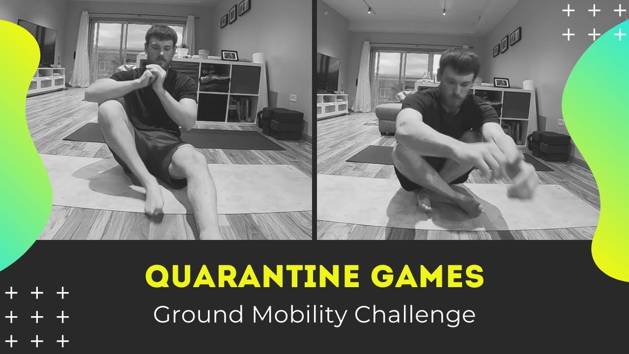 Quarantine Games: Ground mobility challenge