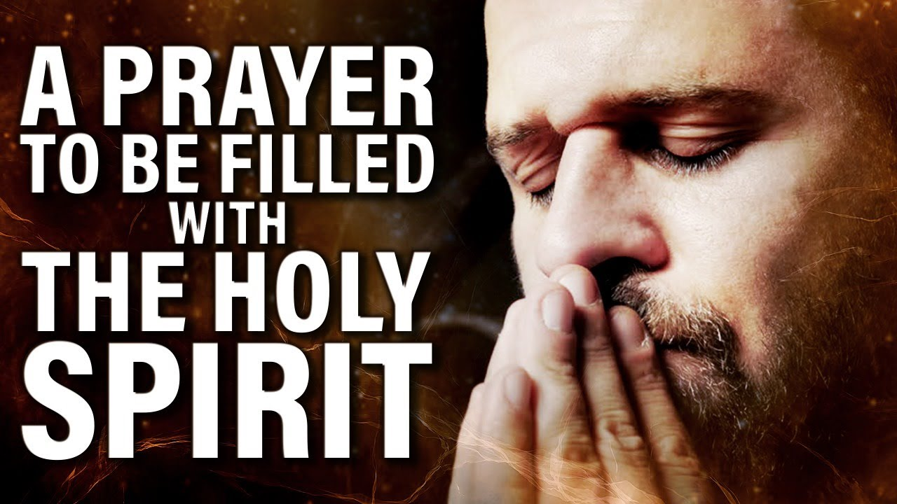 A Prayer Invite The Holy Spirit To Lead Your Life