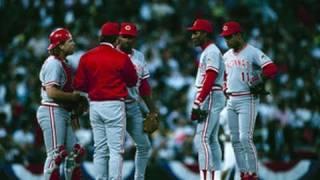 1990 World Series, Game 4: Reds @ Athletics