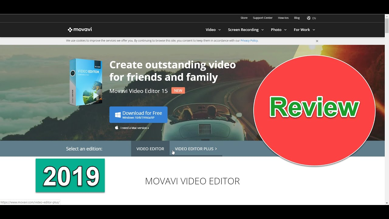 Movavi Video Editor Review, Pros and Cons, and Where to