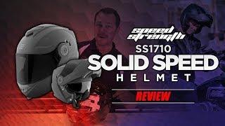 Speed and Strength 1710 Solid Speed Helmet Review | BikeBandit.com