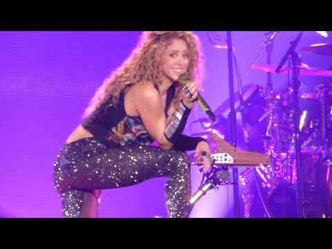ShakiraMe enamoré  Forum Assago Milano 2162018