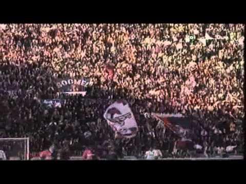 Serie A 2000-2001, day 18 Bologna - Roma 1-2 (Batistuta, Emerson, Brioschi)