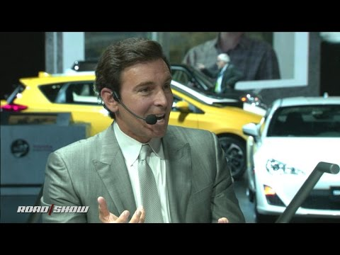 Discussing the future of Ford with CEO Mark Fields from the Detroit Show Floor
