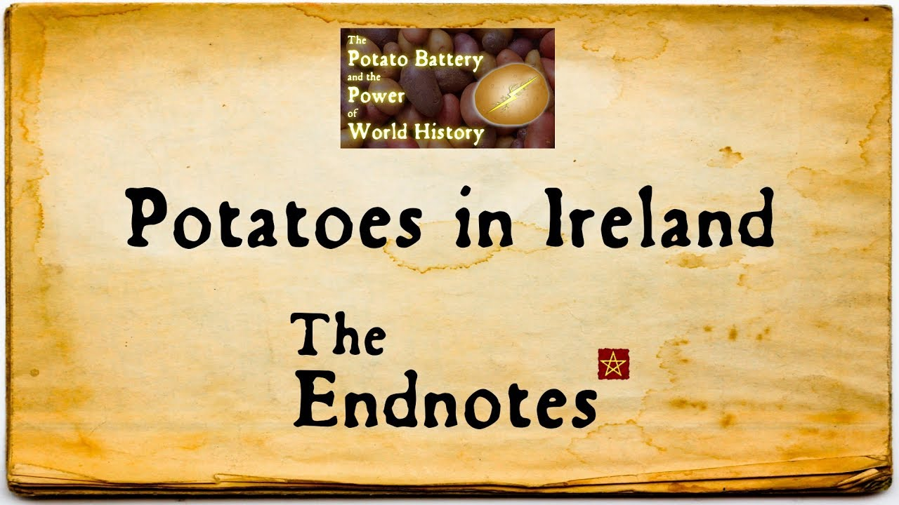 impact of potato in europe