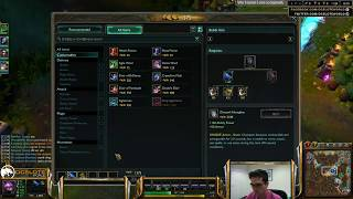 Ocelote plays Kennen vs Tryndamere mid lane