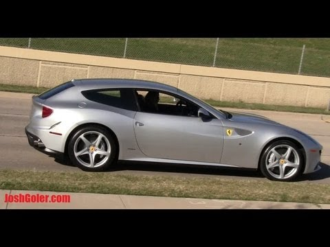 Ferrari Ff Video A Hatchback Supercar