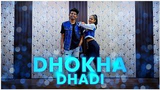Dhokha Dhadi   R Rajkumar   Sumit Pradhan Dance Choreography   Ft. Sharvari Gurpude