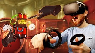 I Expect You To Die On Oculus Quest Will Test Your Nerves