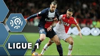Monaco - PSG (1-1) - Résumé - 09/02/14 - (AS Monaco - Paris Saint-Germain)