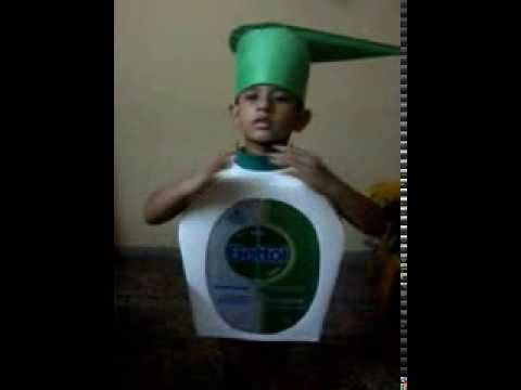 Dettol handwash fancy dress youtube youtube premium solutioingenieria Gallery