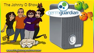 Ep. #545 GermGuardian AC4100 3-in-1 Air Purifier | Unboxing & Review
