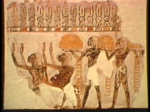 Sociology 4120  sociology of culture Lecture 06 The art of Ancient Egypt Part 02