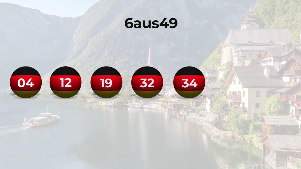Lottozahlen 04.12 19