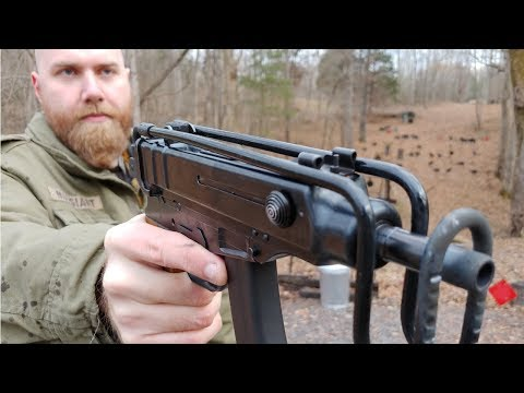 VZ 61 Skorpion  Full Auto