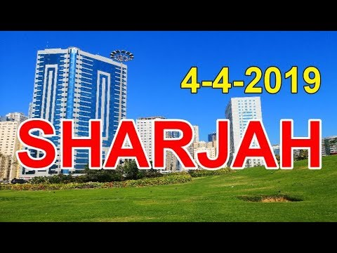 Sharjah City 4th April 2019
