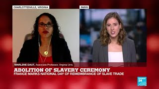 Slave trade remembrance day: 'We need to have a conversation about reparation'