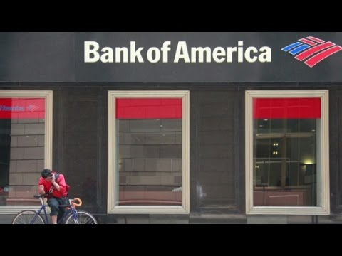 Bank of America in record payout