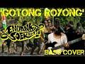 Endank Soekamti Gotong Royong Bass Cover