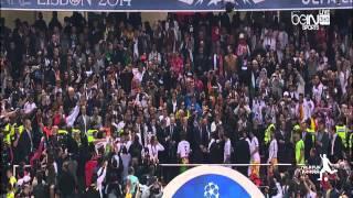 تتويج ريال مدريد بلقب العاشر في ابطال اورباء