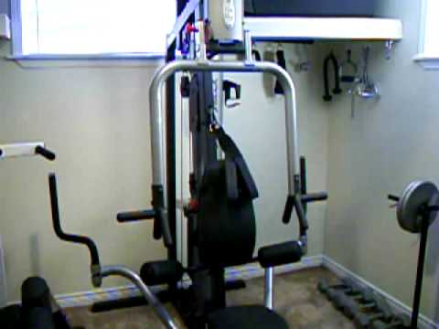 Steves Home Gym Weight Lifting Equipment Youtube