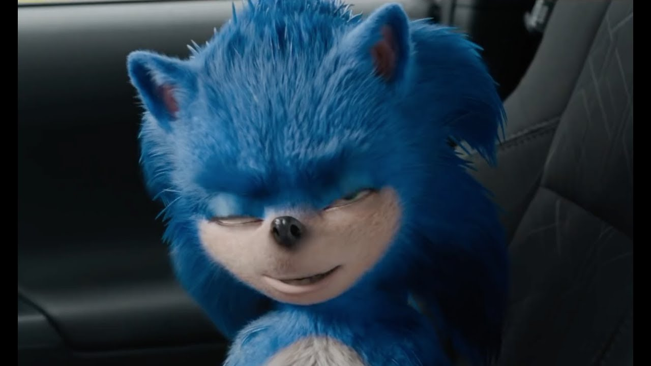 Sonic The Hedgehog Trailer But It S Gotta Go Fast Youtube