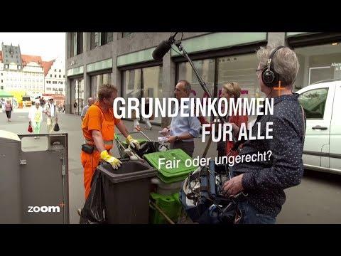 Doku   ZDFzoom - ZDFzoom: Grundeinkommen für alle