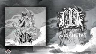 AthimiA - Ganância (Official Lyric Video)