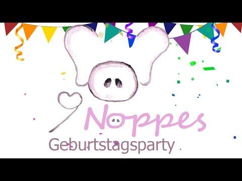 Noppes - Geburtstagsparty