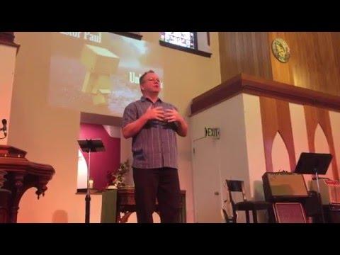 pastorpaulholland-Unburdening-Jan 31st