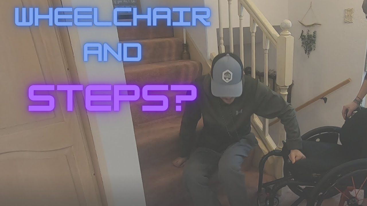 Wheelchairs and Steps???
