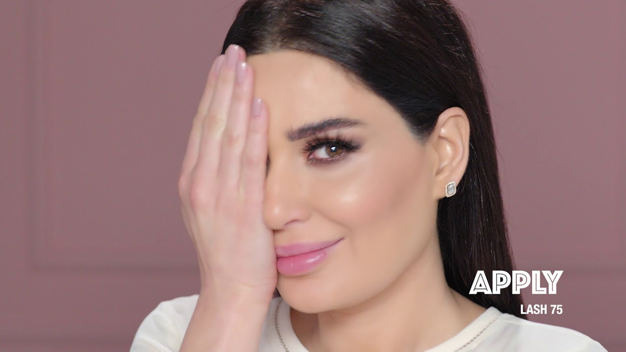 Cyrine Abdel Nour - Step by step tutorial/ MACROSEGILDEDGLAM/  - سيرين عبد النور - ماك-