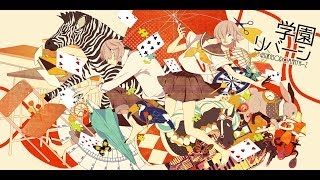 【Gakuen Reversi】 Free Edition + Download 【Soraru × Lon】
