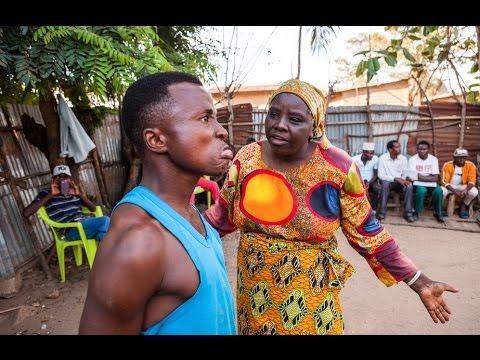 Theatre therapy in the Democratic Republic of the Congo