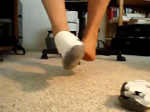 Shoes Pantyhose Striptease 7