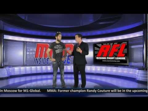 "MMA: Inside the Cage #55 ""Rising Fight League Preview Show"""