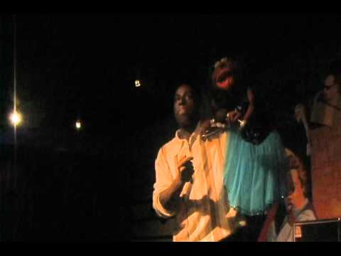 Performance by Peaches and the Puppet Man - Rod