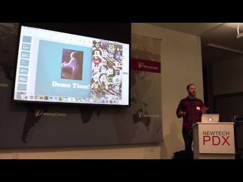 Buddyup - NewTech PDX - November 2015