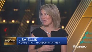 IBM will not see strong growth for another 4 to 5 quarters, says MoffettNathanson's Ellis