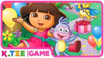 Let's Play Dora auf Deutsch ❖ Birthday Adventure Spiel auf Deutsch | Alle Folgen