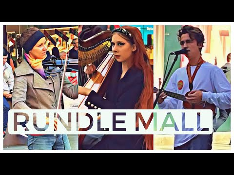 Rundle Mall - Adelaide - South Australia