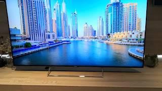 Haier LE75X7500SHV an 8K television for 2019