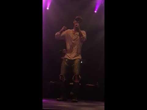 Aaron Carter - Do You Remember - Minneapolis, MN - 04-28-16
